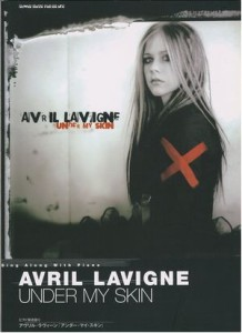 AVRIL LAVIGNE - UNDER MY SKIN ピアノ弾き語り(SHINKO)