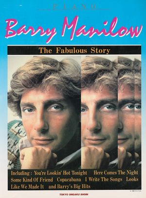 BARRY MANILOW THE FABULOUS STORY(PF,SHOIN)