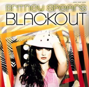 BRITNEY SPEARS - Blackout (Piano/Vocal/Guitar)