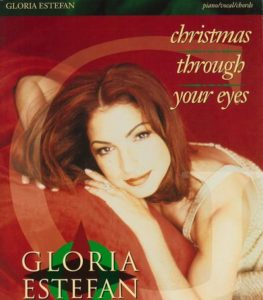 CHRISTMAS THROUGH YOUR EYES piano/vocales/chords