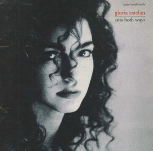 GLORIA ESTEFAN - CUTS BOTH WAYS piano/vocales/acordes
