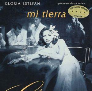 GLORIA ESTEFAN - MI TIERRA piano/vocales/acordes