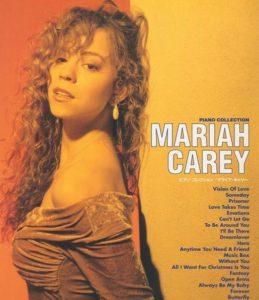 ピアノコレクション/マライア・キャリー(MARIAH CAREY)ピアノ弾き語り