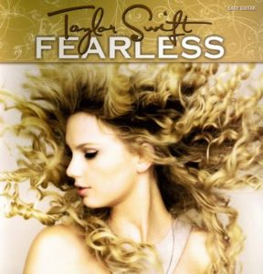 Taylor Swift - Fearless: Easy Guitar