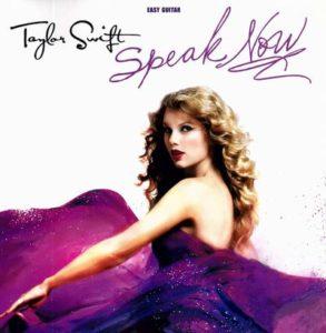 Taylor Swift - Speak Now: Easy Guitar