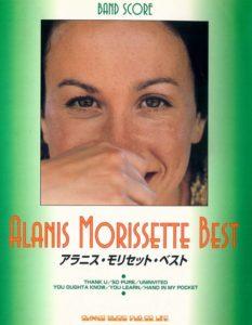 ALANIS MORISETTE BEST(BAND SCORE)