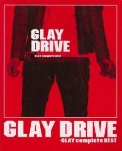 GLAY DRIVE(BAND SCORE)
