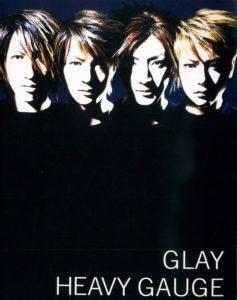 GLAY - HEAVY GAUGE(BAND SCORE)