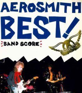 AEROSMITH BEST(BAND SCORE)