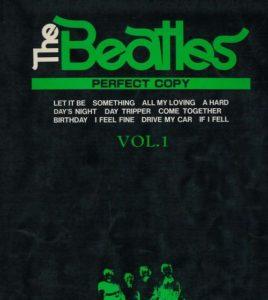 BEATLES PERFECT COPY VOL.1