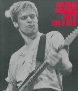 BRYAN ADAMS HITS OF FIRE(BAND SCORE)
