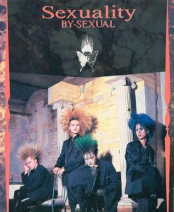 BY-SEXUAL  - SEXUALITY(BAND SCORE)