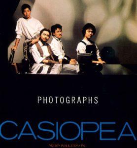 CASIOPEA - PHOTOGRAPHS(BAND SCORE)