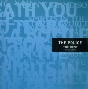POLICE BEST - バンドスコア ポリスザベスト [新版]